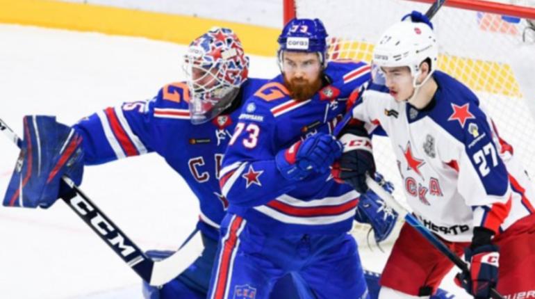 СКА проиграл ЦСКА и вылетел из розыгрыша Кубка Гагарина
