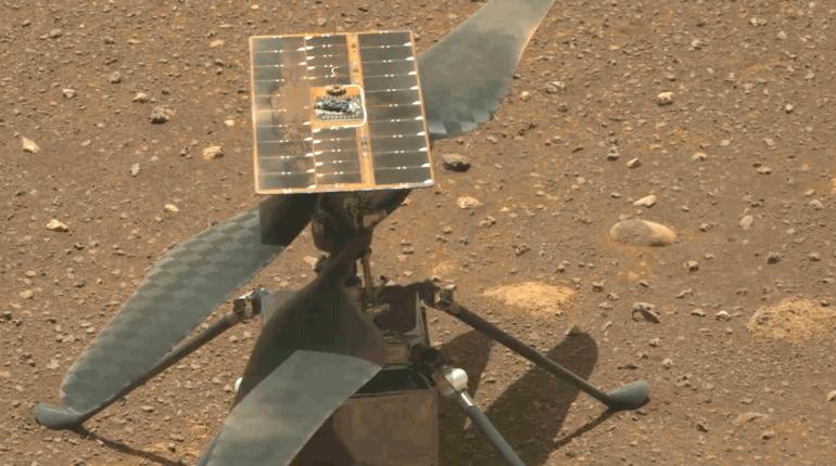 NASA собирается запустить первый марсианский вертолет в понедельник