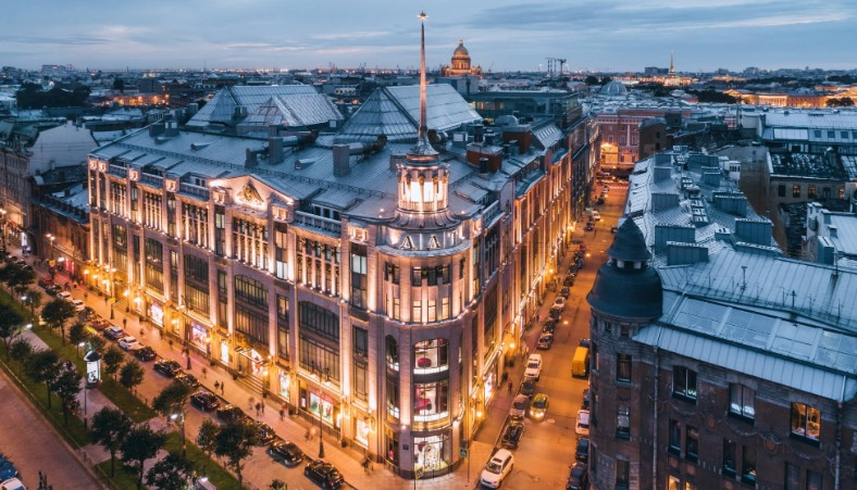 Здание Дома ленинградской торговли может стать памятником федерального значения
