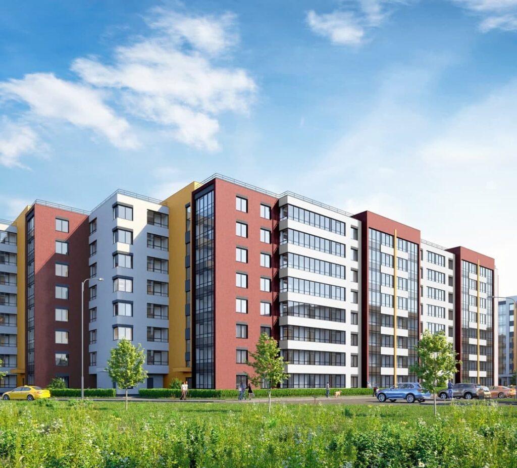 Застройщик Setl Group строит две новые очереди ЖК «Солнечный город»