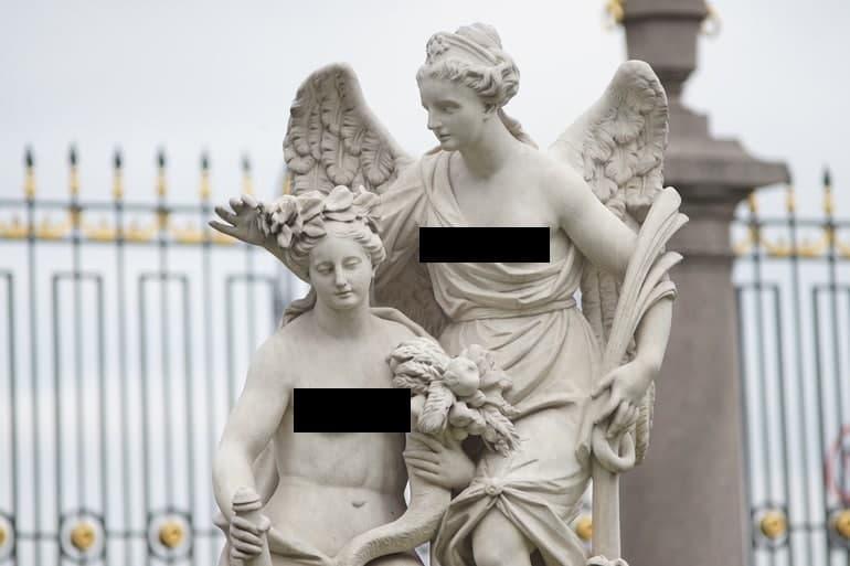 Гигантские крысы, скандал с павловским Домом ветеранов и голые скульптуры: главное за неделю с 5 по 9 апреля