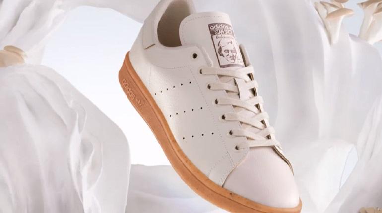 Adidas выпустит «грибные» кроссовки