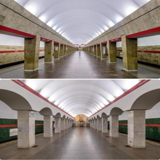 День рождения станций метро «Выборгская» и «Лесная» – 46 лет