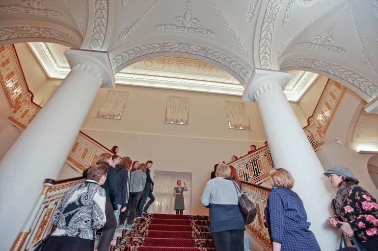 В Президентскую библиотеку передана копия указа императрицы Анны Иоанновны об учреждении Кадетского корпуса