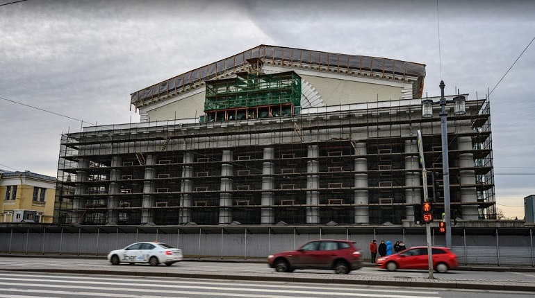 После реставрации в здании Биржи появится Музей геральдики и наград