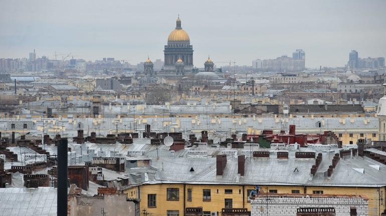 Похолодание продолжается: в четверг в Петербурге не больше +10