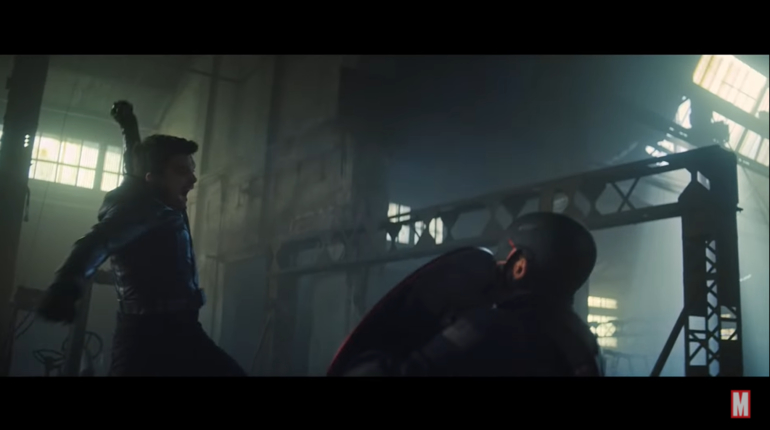 Близится финал сериала «Сокол и Зимний солдат»: студия Marvel опубликовал трейлер последних серий