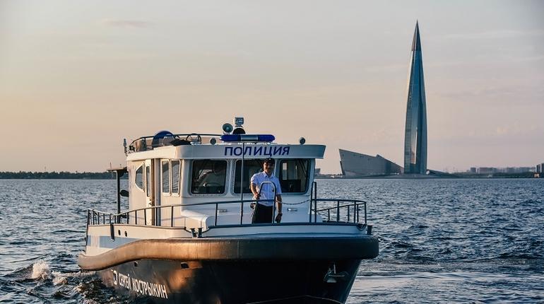 Транспортная полиция готова к сезону навигации и разводки мостов