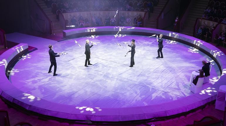 В Цирке на Фонтанке пройдет открытая репетиция