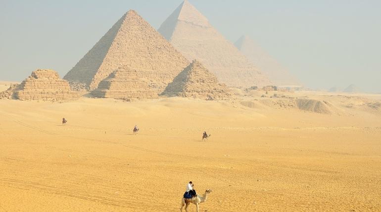 Интерес к авиабилетам до Египта среди россиян увеличился в два раза