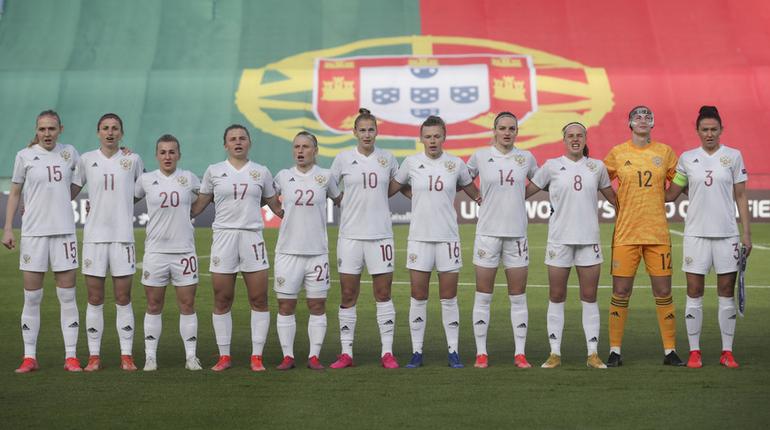 Российская женская сборная вышла в финальную стадию Евро-2022