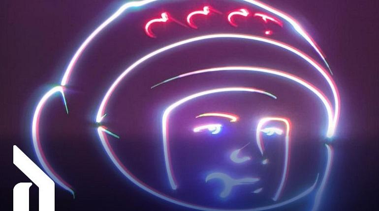 В День космонавтики на Дворцовом мосту появится лазерный портрет Гагарина