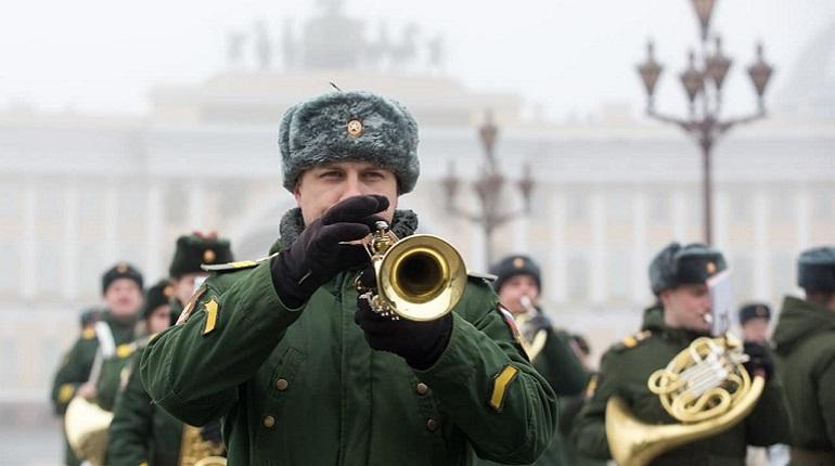 На парад Победы в Петербурге пустят только с отрицательным тестом на COVID-19