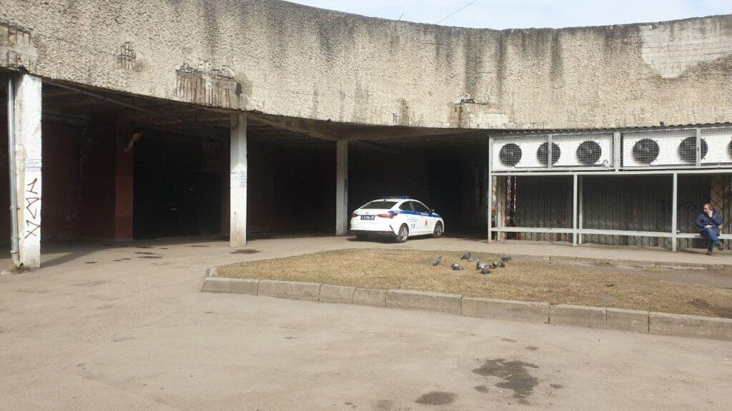 Экономическая полиция побывала на Комбинате соцпитания Василеостровского района и ушла ни с чем