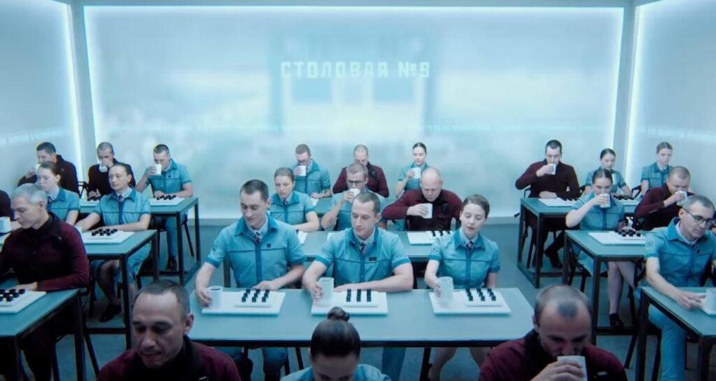В сети появился трейлер фильма по антиутопии Замятина «Мы»