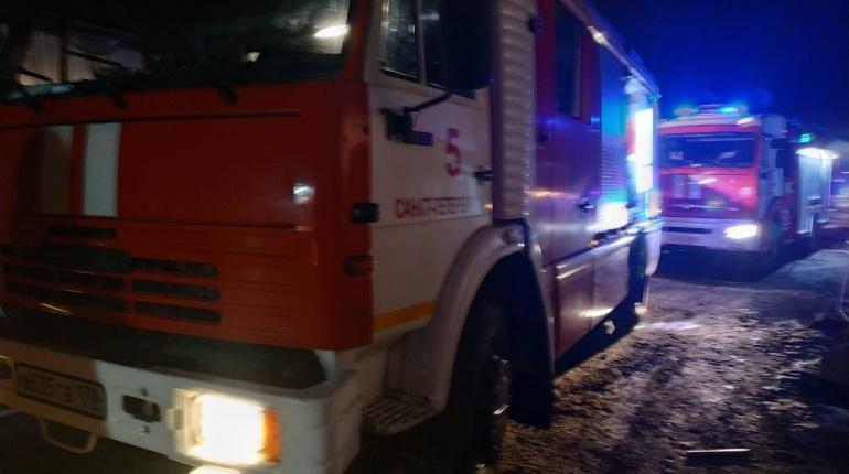 Мужчина заживо сгорел в квартире на Дачном проспекте