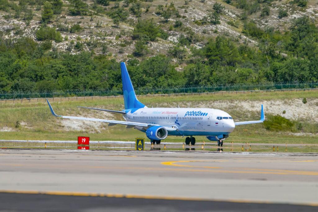 Петербург возобновляет авиасообщение с курортным Геленджиком