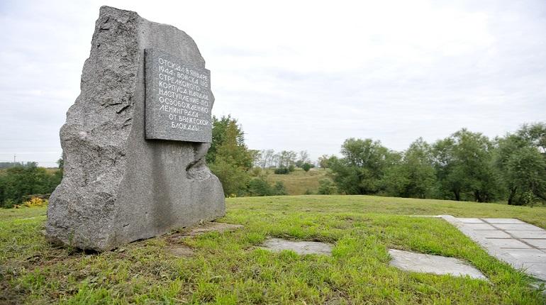 В Ленобласти благоустроили более 100 мемориалов и воинских захоронений
