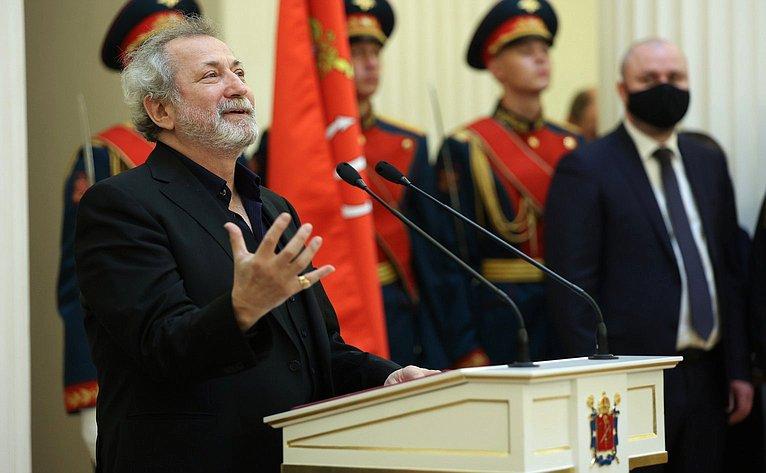 Путин поздравил Эйфмана с 75-летием