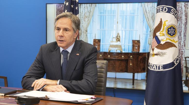 Блинкен призвал давить на РФ для «соблюдения международных обязательств»