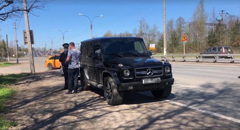 ГИБДД начала охоту на «автомобили-призраки»