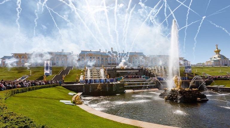 В Петергофе отменили празднование Дня города