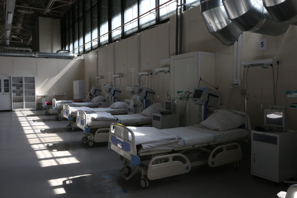 Санкт-Петербург обновил рекорд по заболеваемости коронавирусом