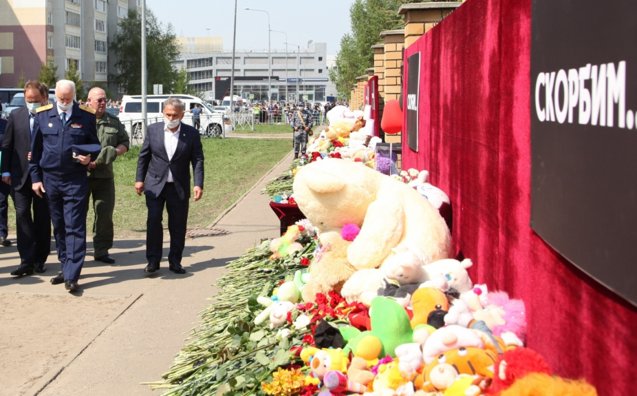 В России с 2014 года произошло минимум пять терактов в школах, десятки удалось предотвратить