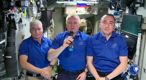 Давление в модуле МКС продолжает падать в результате утечки воздуха из-за трещины