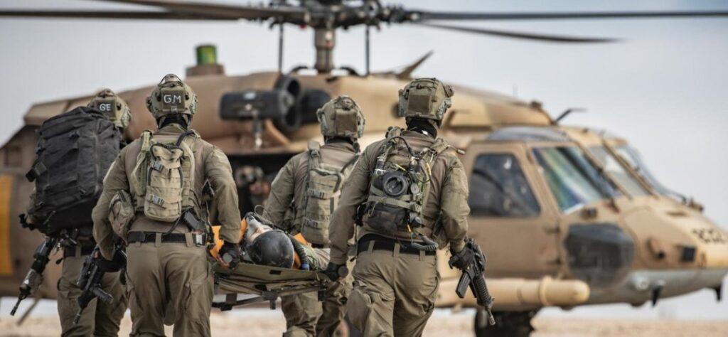 Израиль провел крупнейшую военную операцию с начала конфликта в Секторе Газа