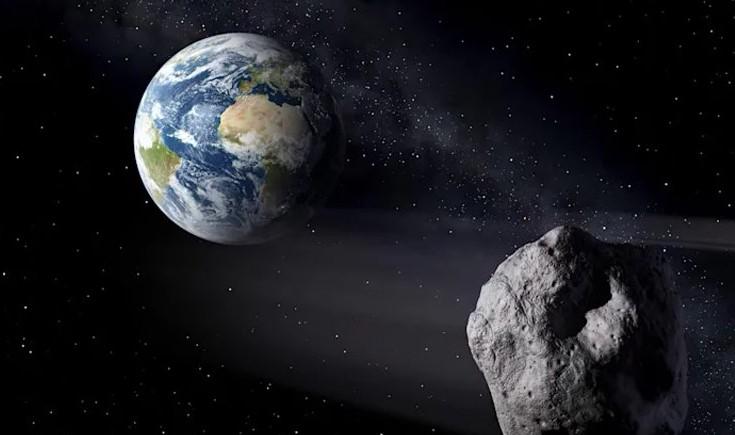 Астероид размером с супернебоскреб приблизится к Земле 1 июня