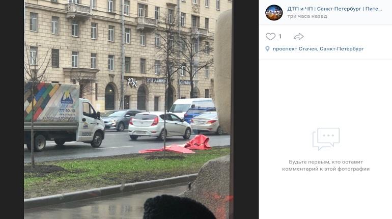В Кировском районе повредились украшения ко Дню Победы
