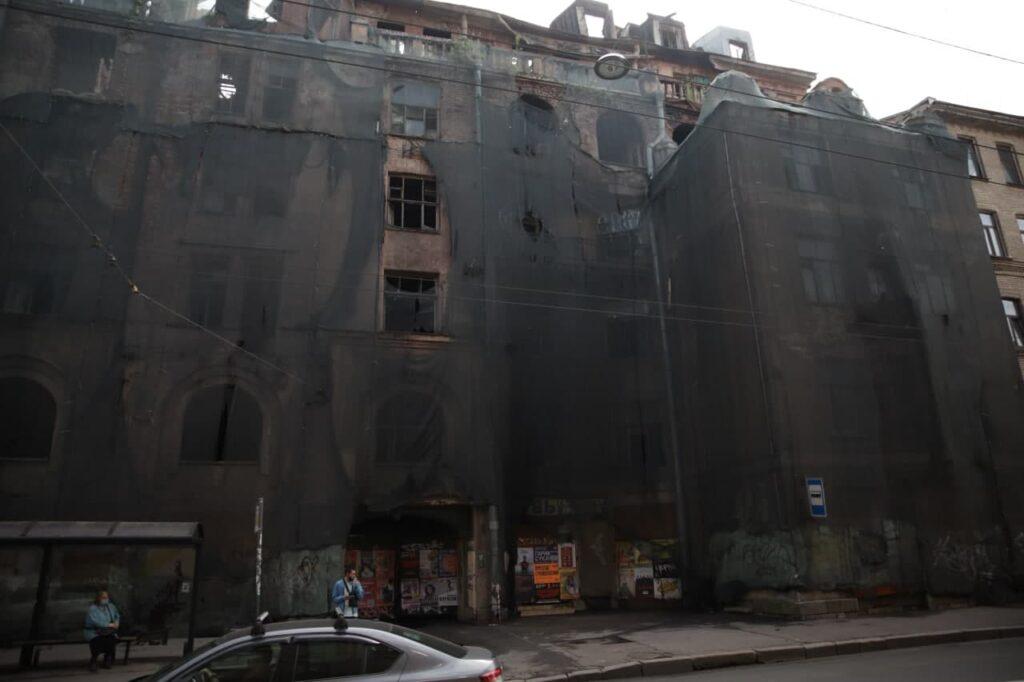Власти Петербурга отказались изъять Дом Басевича у академии Бориса Эйфмана