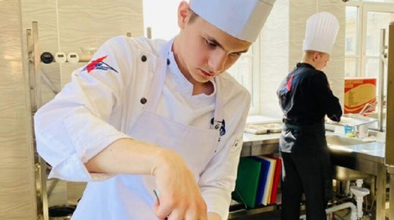 Петербургский кулинар победил на чемпионате Великобритании