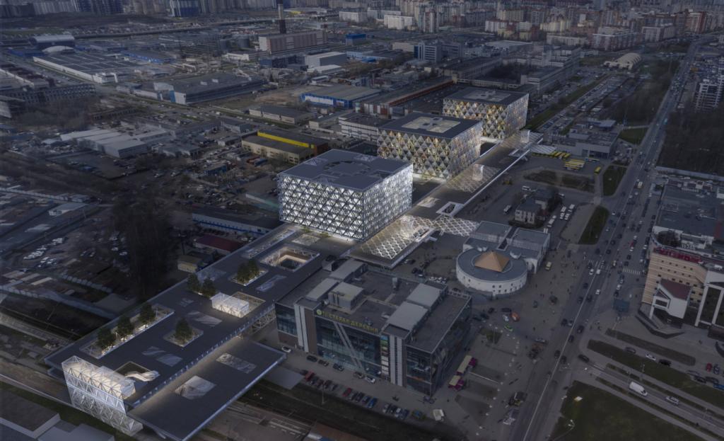 Транспортная инфраструктура Петербурга начнет приближаться к московской с создания ТПУ в Старой Деревне