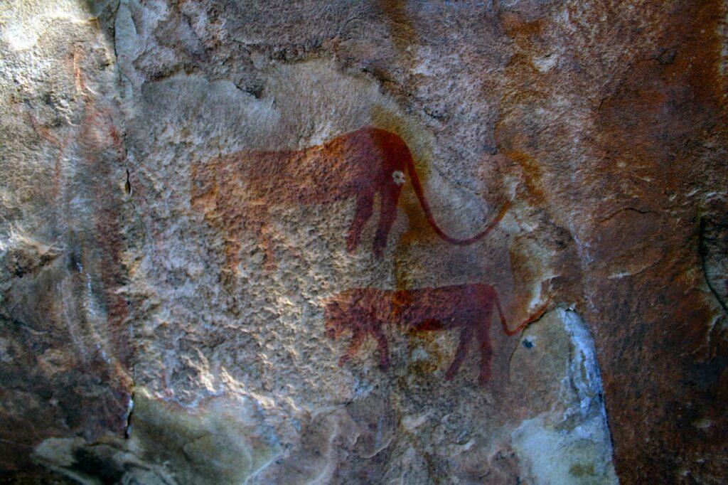 Ученые бьют тревогу: глобальное потепление уничтожает древнейшую наскальную живопись мира
