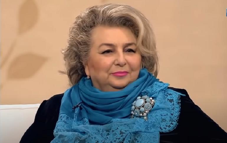 Тарасова рассказала, почему не общалась с ученицей Бестемьяновой