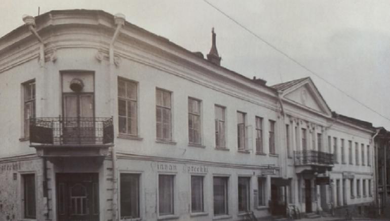 В Выборге ремонтируют бывший Дом губернского правления