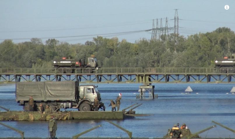 В Ленобласти военные-мотострелки отработают форсирование водных преград и штурм береговых укреплений