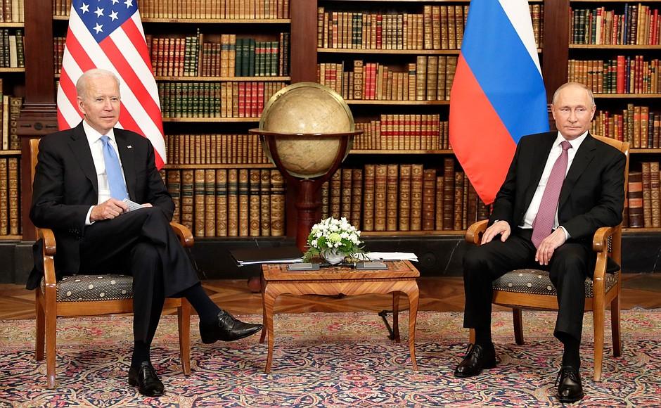 Пресс-конференция Байдена: об ощущениях от саммита, правах человека и холодной войне