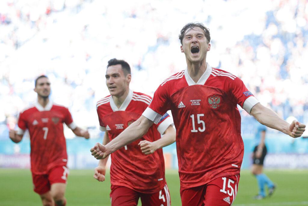 Первая победа на Евро-2020: Россия обыграла Финляндию со счетом 1:0