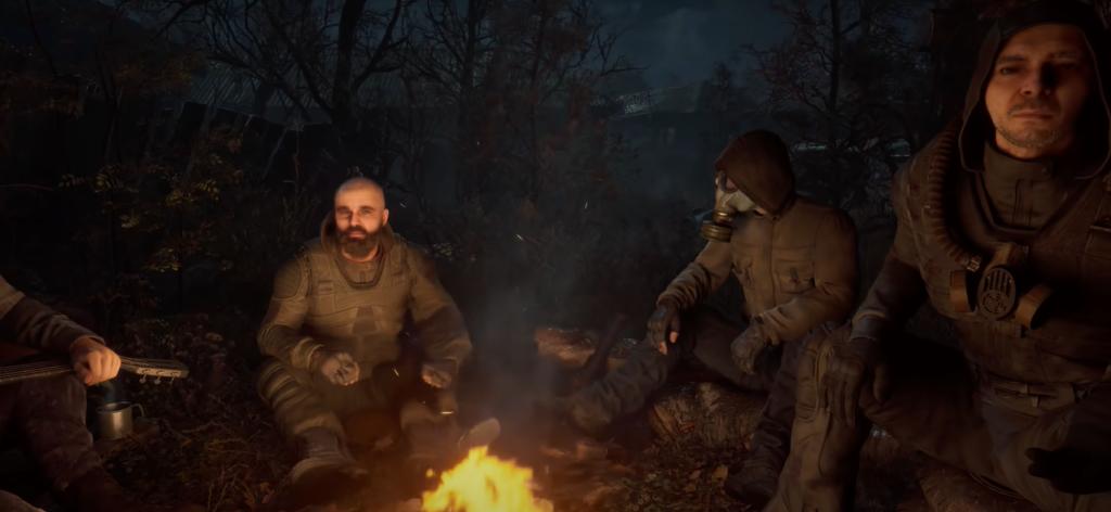 «Сердце Чернобыля еще никогда не билось так громко»: разработчики S.T.A.L.K.E.R. показали геймплей игры