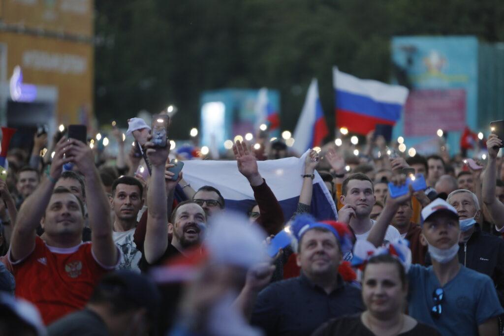 УЕФА предложил России отменить оставшиеся матчи ЕВРО-2020 из-за коронавируса