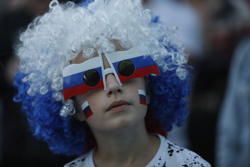 Как смотрят первый матч группового этапа Евро-2020 в Петербурге