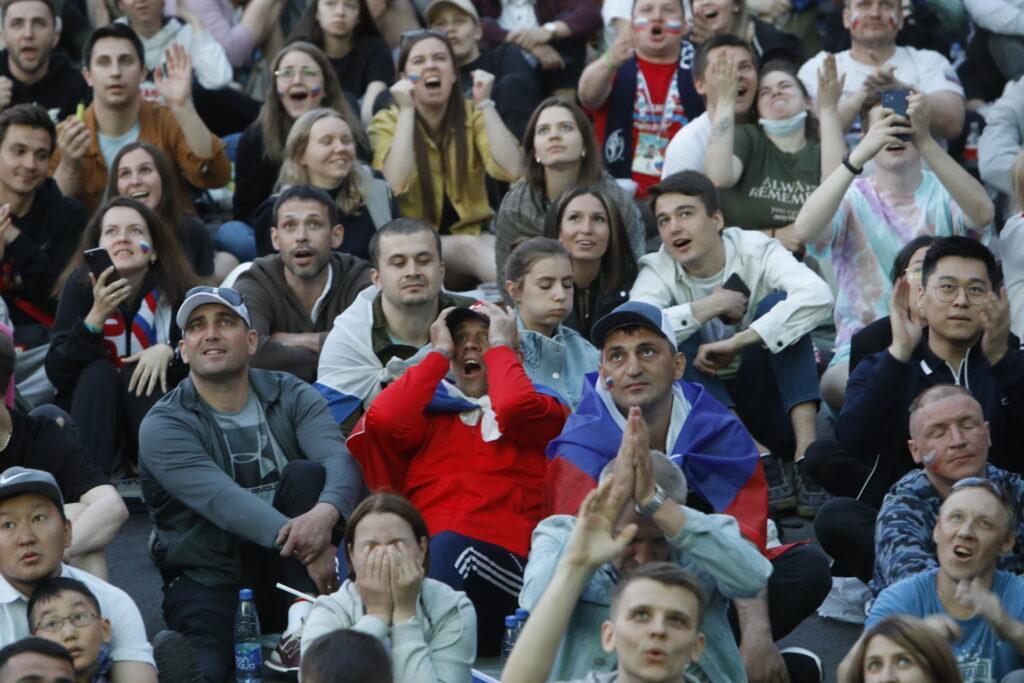 Власти Петербурга не планируют сокращать заполняемость стадиона на последних матчах Евро-2020