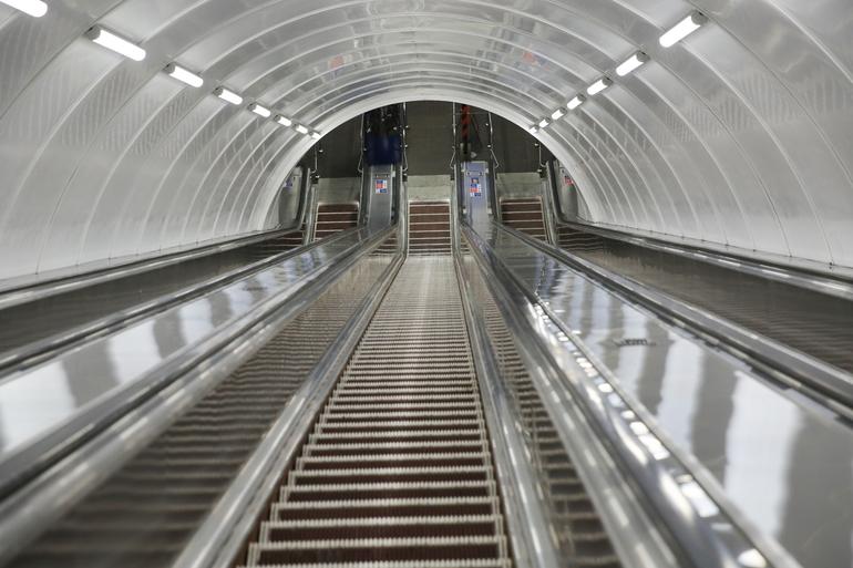 В Петербурге утвердят схему продления ветки метро от «Казаковской» до «Сосновой Поляны»