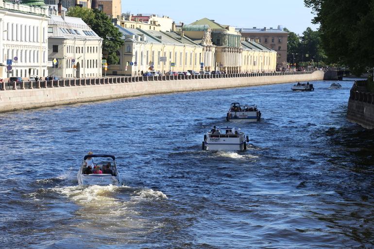 В Петербурге в пятницу ожидается до +27 градусов, как и 60 лет назад