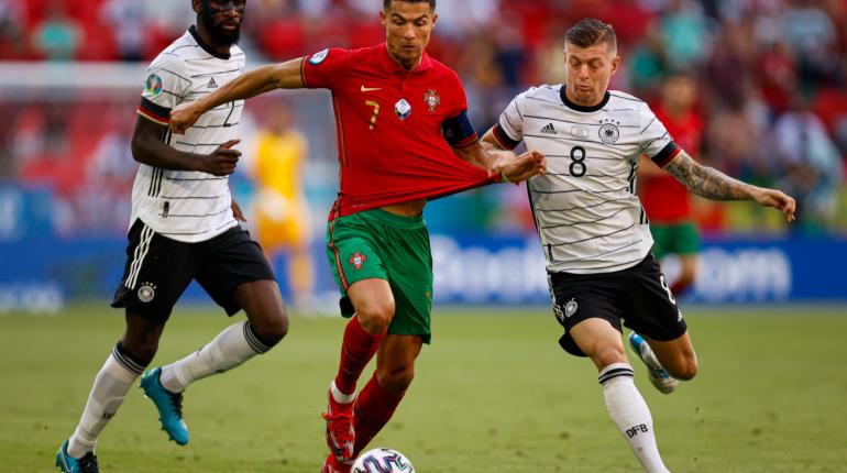 Роналду поставил еще один рекорд чемпионата Европы