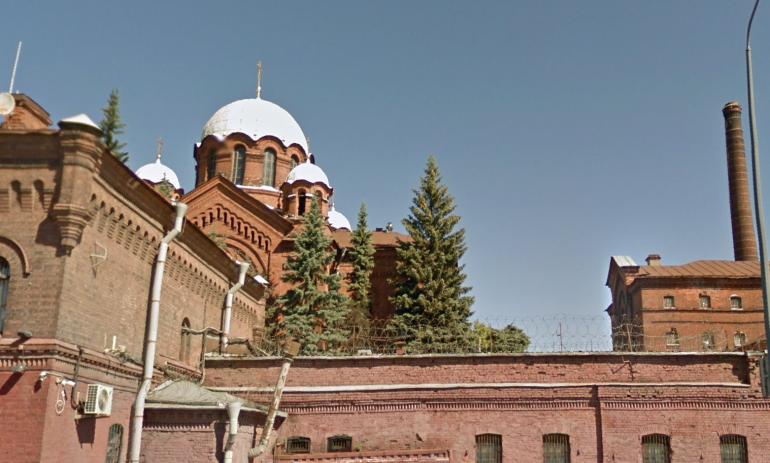 В РПЦ прояснили ситуацию с передачей зданий старых «Крестов»