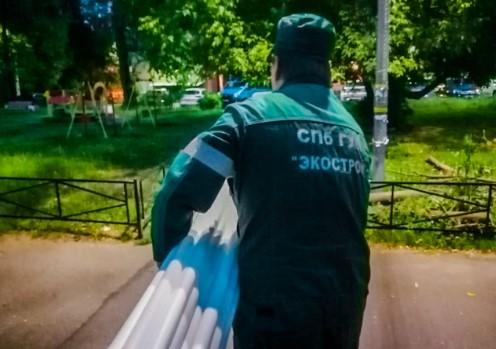 За неделю в Петербурге вывезли на утилизацию килограммы ртутьсодержащих и химических отходов